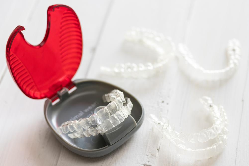 Invisalign: выровняйте зубы незаметно для окружающих