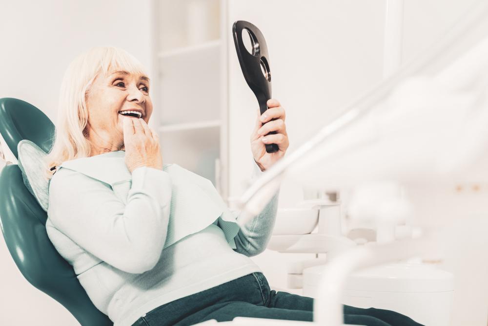 «Я уже не в том возрасте для протезирования..» - а вот и нет!